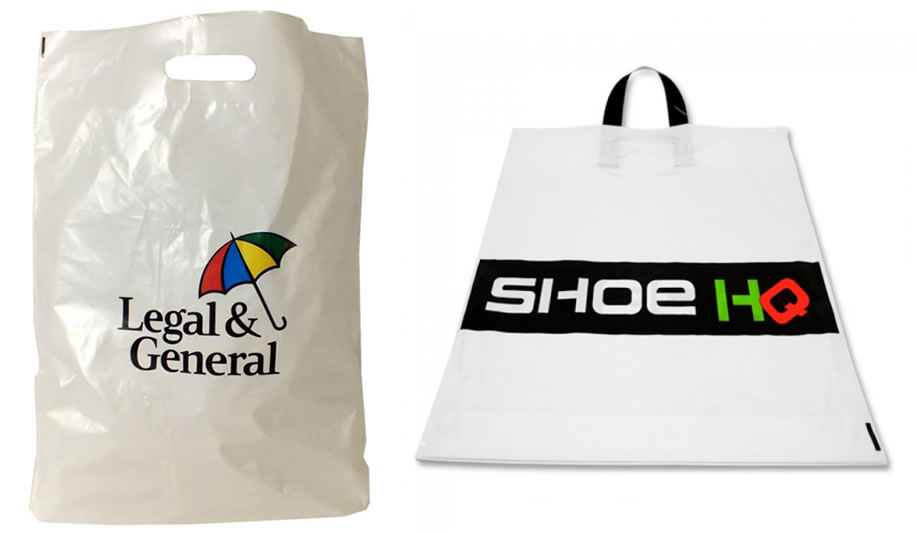 Polythene Carrier Bags Wholesale