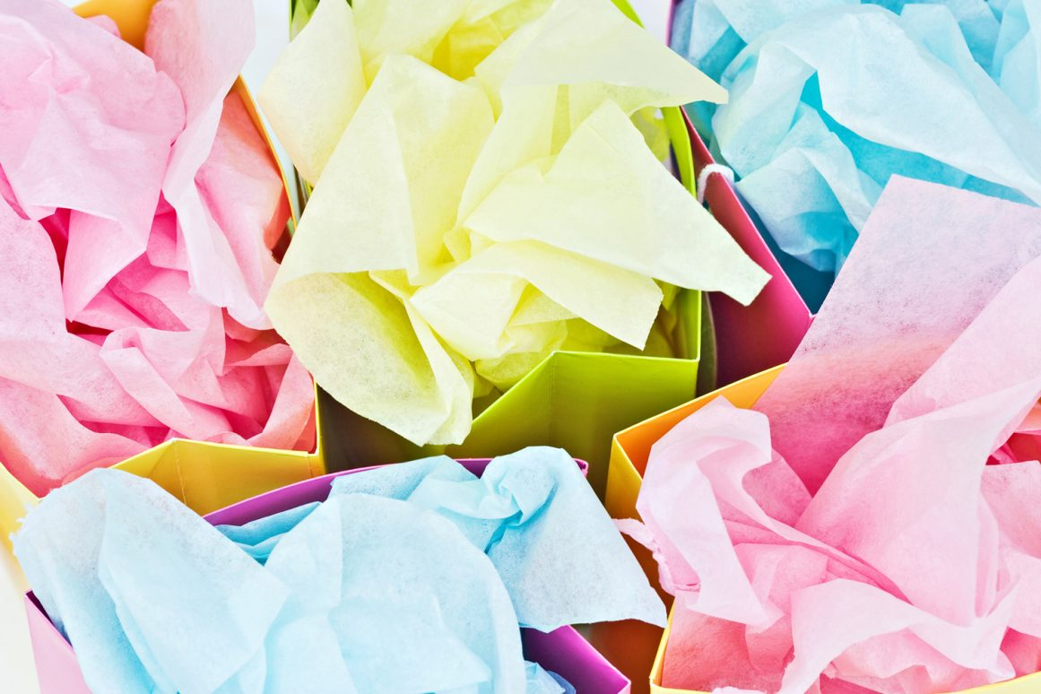 Tissue Paper Packaging