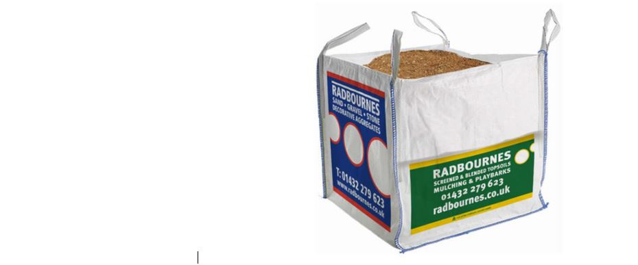 Builders Bulk Bags & Tunnel Lift Bags