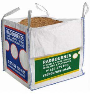 Custom Printed Builders Bulk Bag