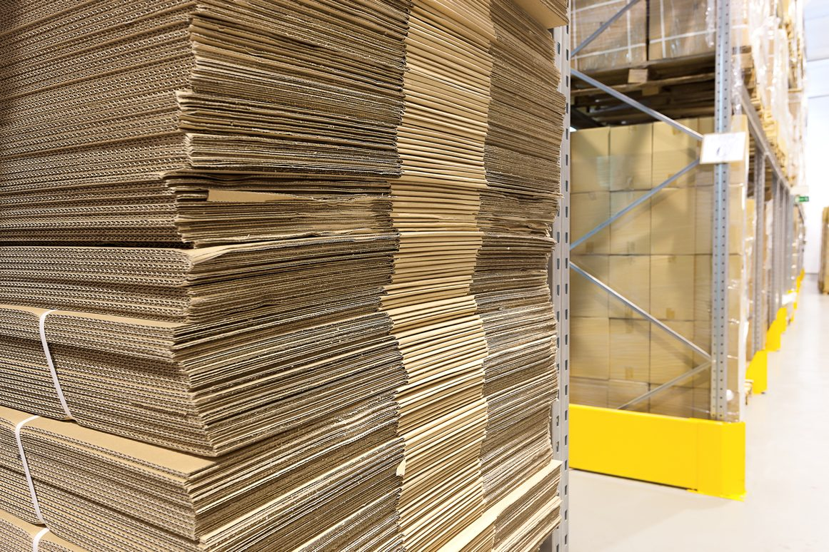 Corrugated Board & Corrugated Reels