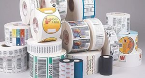 On-Roll Labels